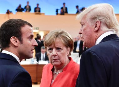 Joint statement Skripal Trump May Merkel Macron