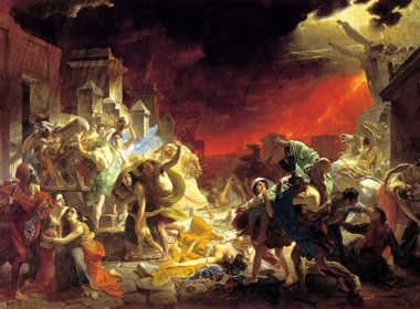 Carl Briullov The Last Day of Pompeii (1834)