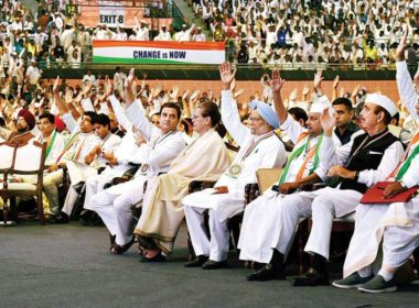 Indian Congress foreign policy