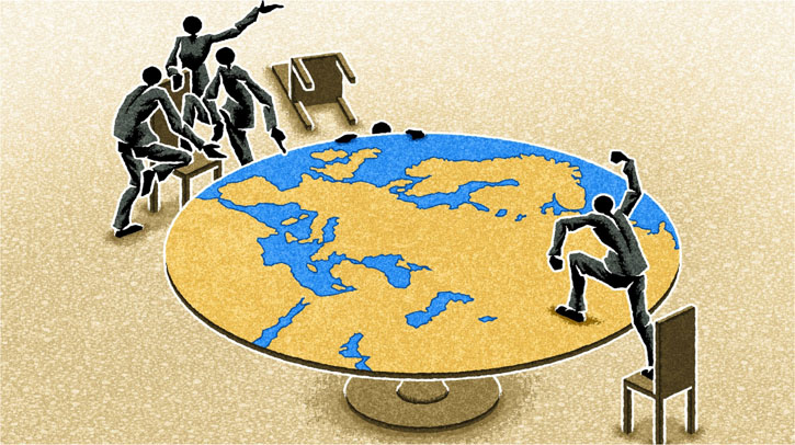 Emergence of A Multipolar World