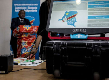 Congo DR voting system