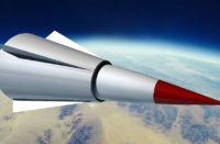 Russian hypersonic missile
