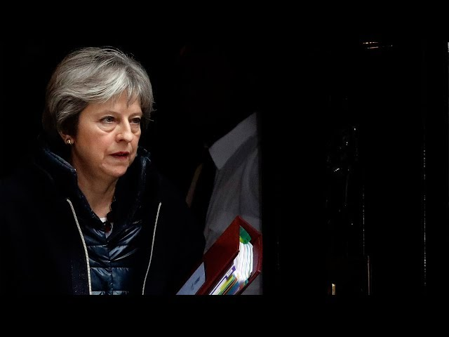 Theresa May nerve gas Skripal