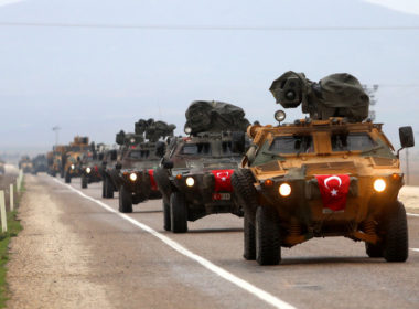 Turkey's Military Offensive in Afrin