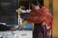 Guatemala vote