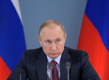Putin warns of global chaos