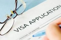 US Stae Department visa application