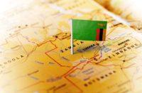 Zambia map