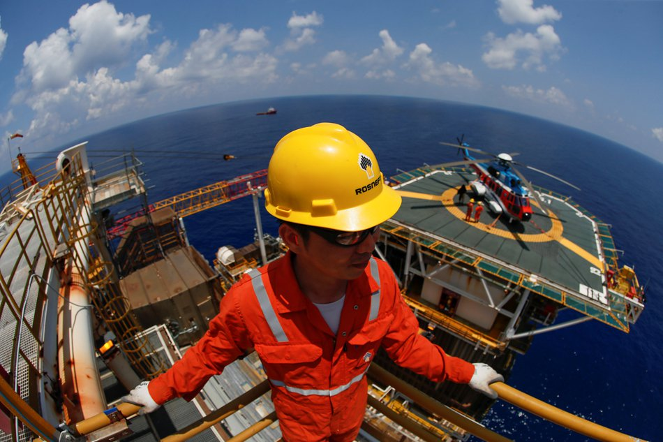 Rosneft in the South China Sea