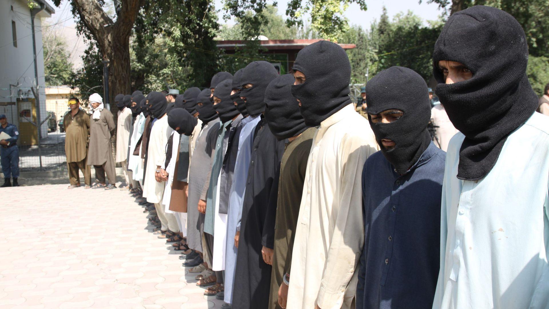Daesh in Afganistan