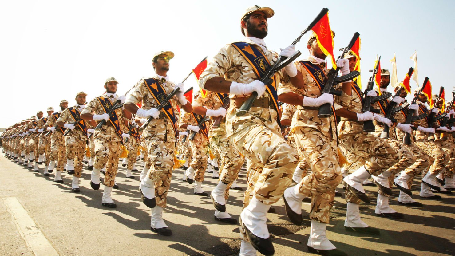 Iran's Revolutionary Guards