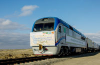 China-Iran Rail Corridor