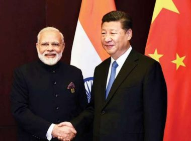Modi Jinping Wuhan