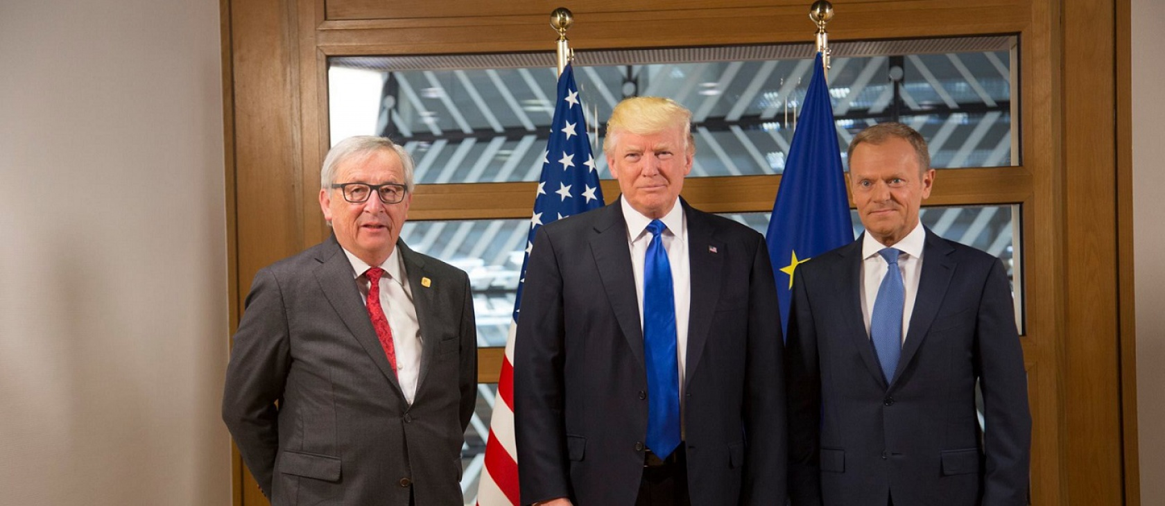 A rift with Europe
