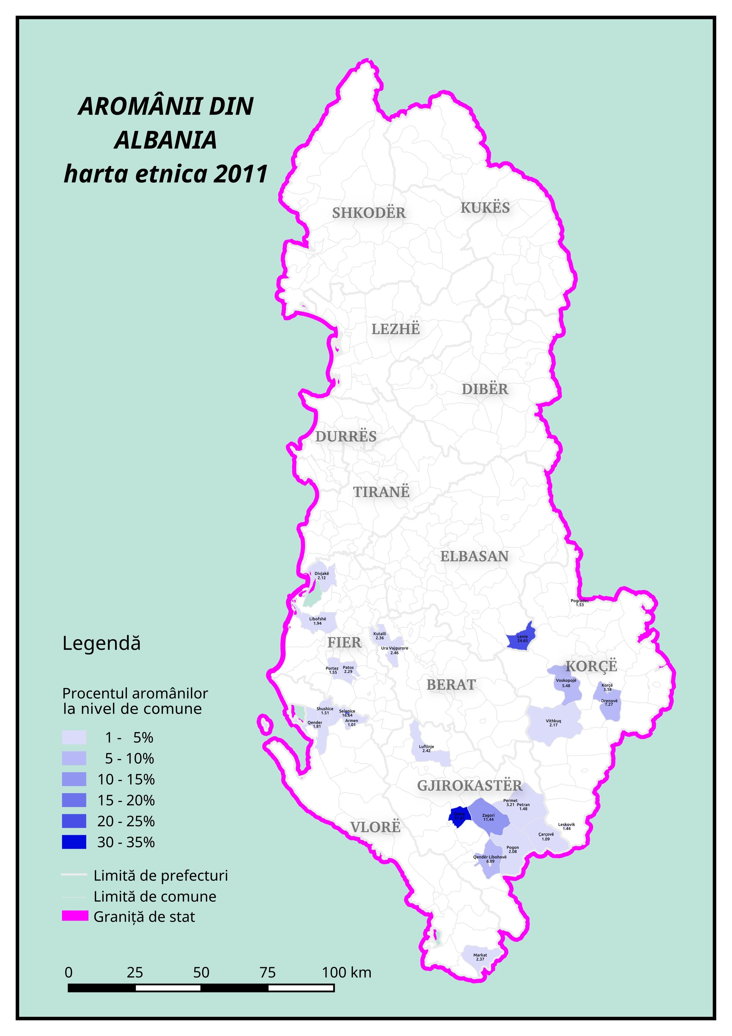 Vlachs in Albania