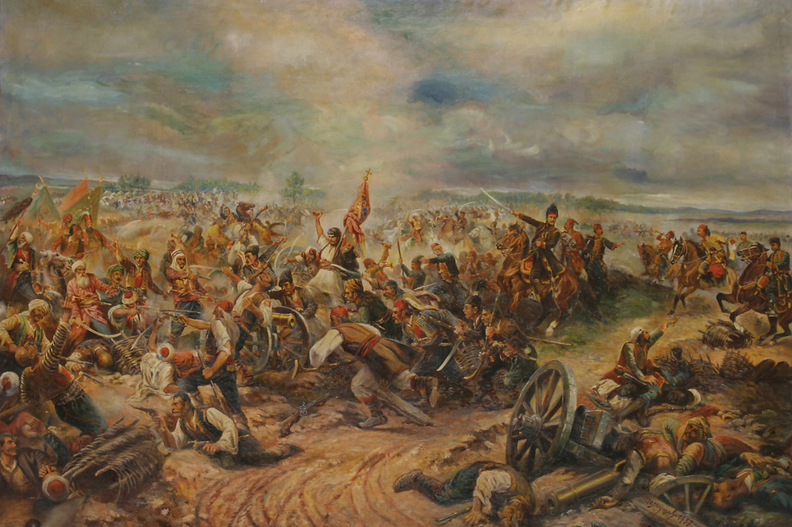 Battle of Mišar Afanasij Scheloumoff