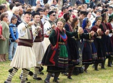 Greek Vlachs organize 30th national gathering in Metsovo Greece