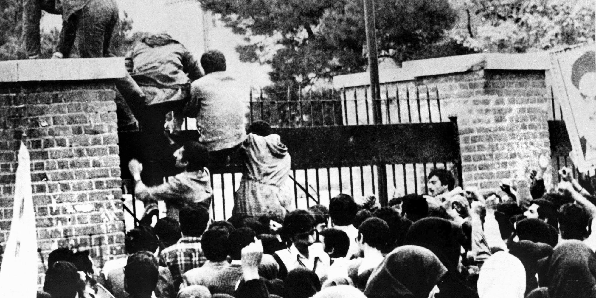Iran US Embassy