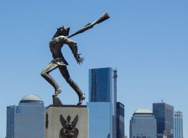 Katyn memorial in Jersey City
