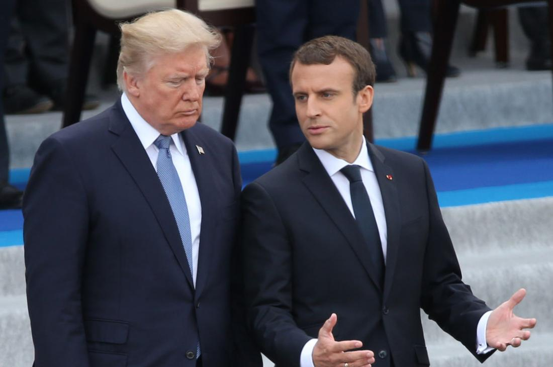 Macron-to-visit-US-as-Europe-pressures-Trump-on-Iran-deal