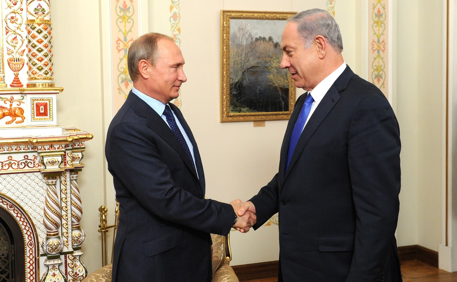 President Putin On Israel: Quotes From The Kremlin Website