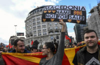 MACEDONIA-GREECE-POLITICS