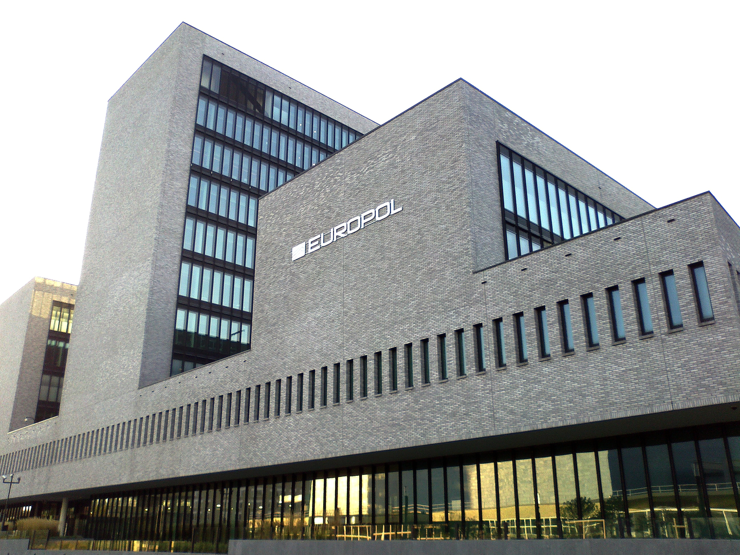 Europol building, The Hague, the Netherlands