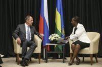 Lavrov's visit to Rwanda