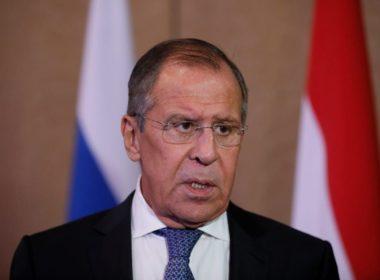 Lavrov on CSTO