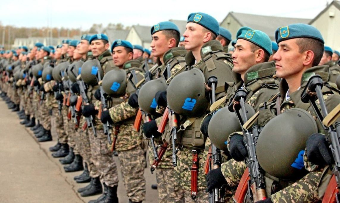 Russian peacekeepers