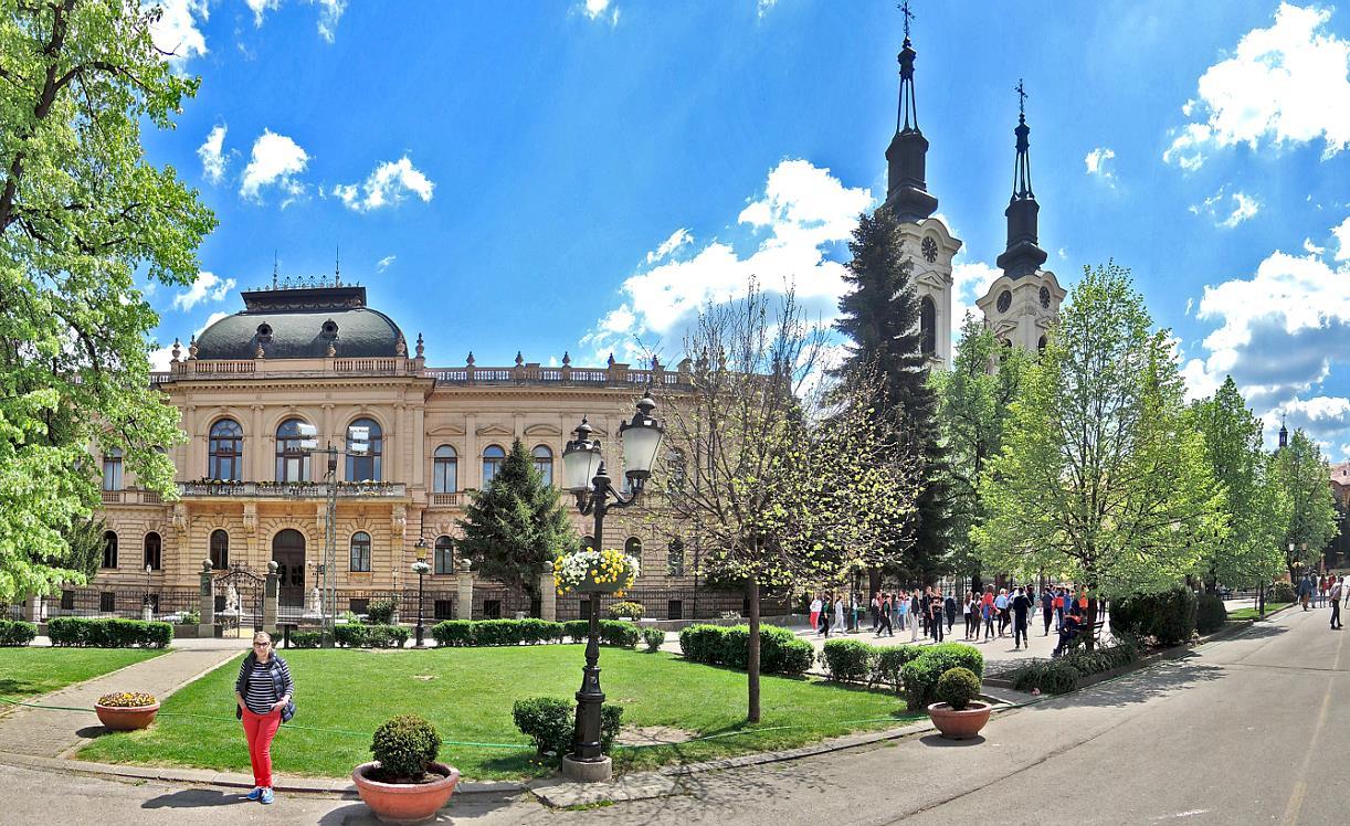 Sremski Karlovci Metropolitans Palace