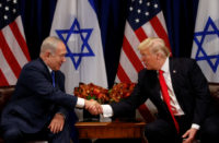 US help Israel over Iran
