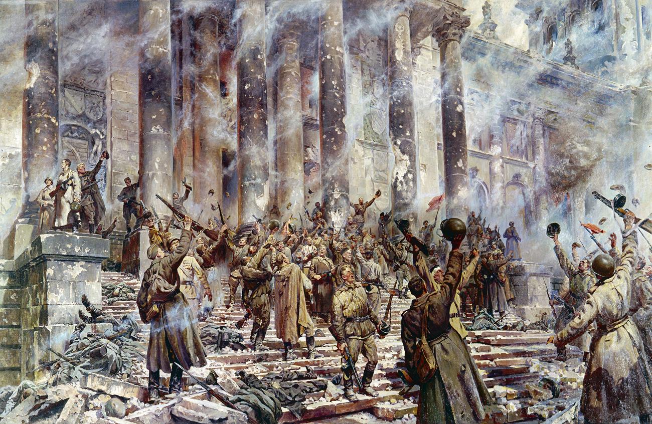 Victory by Pyotr Krivonogov