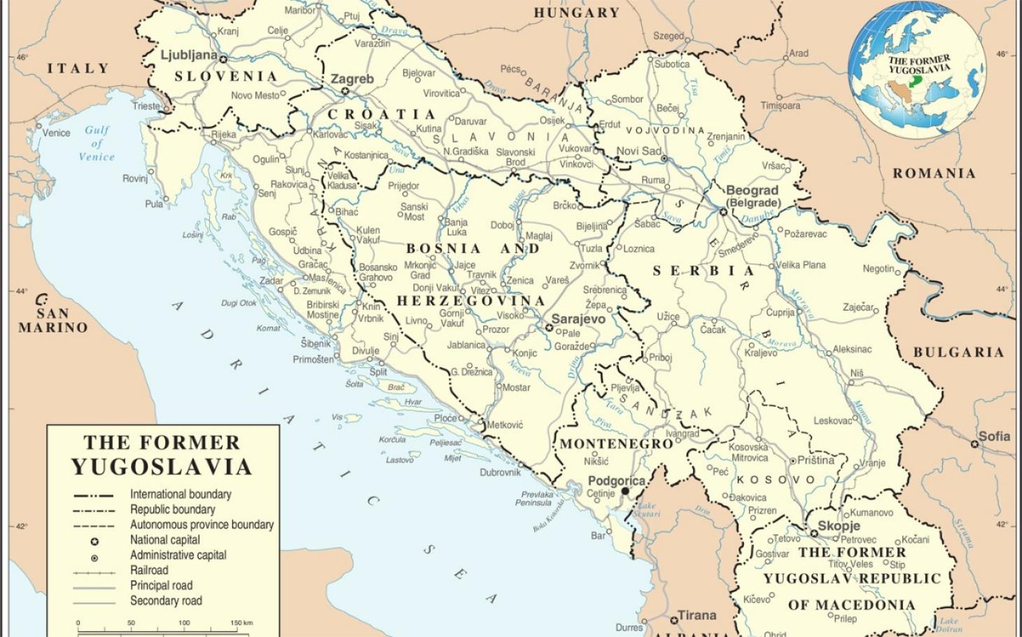 Yugoslavia_Map