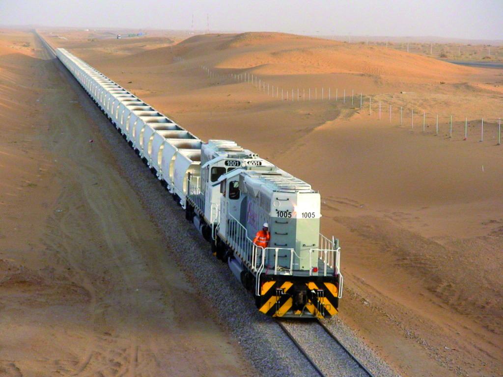 Saudi Arabia Railways