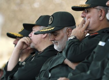 Iran Quds Force
