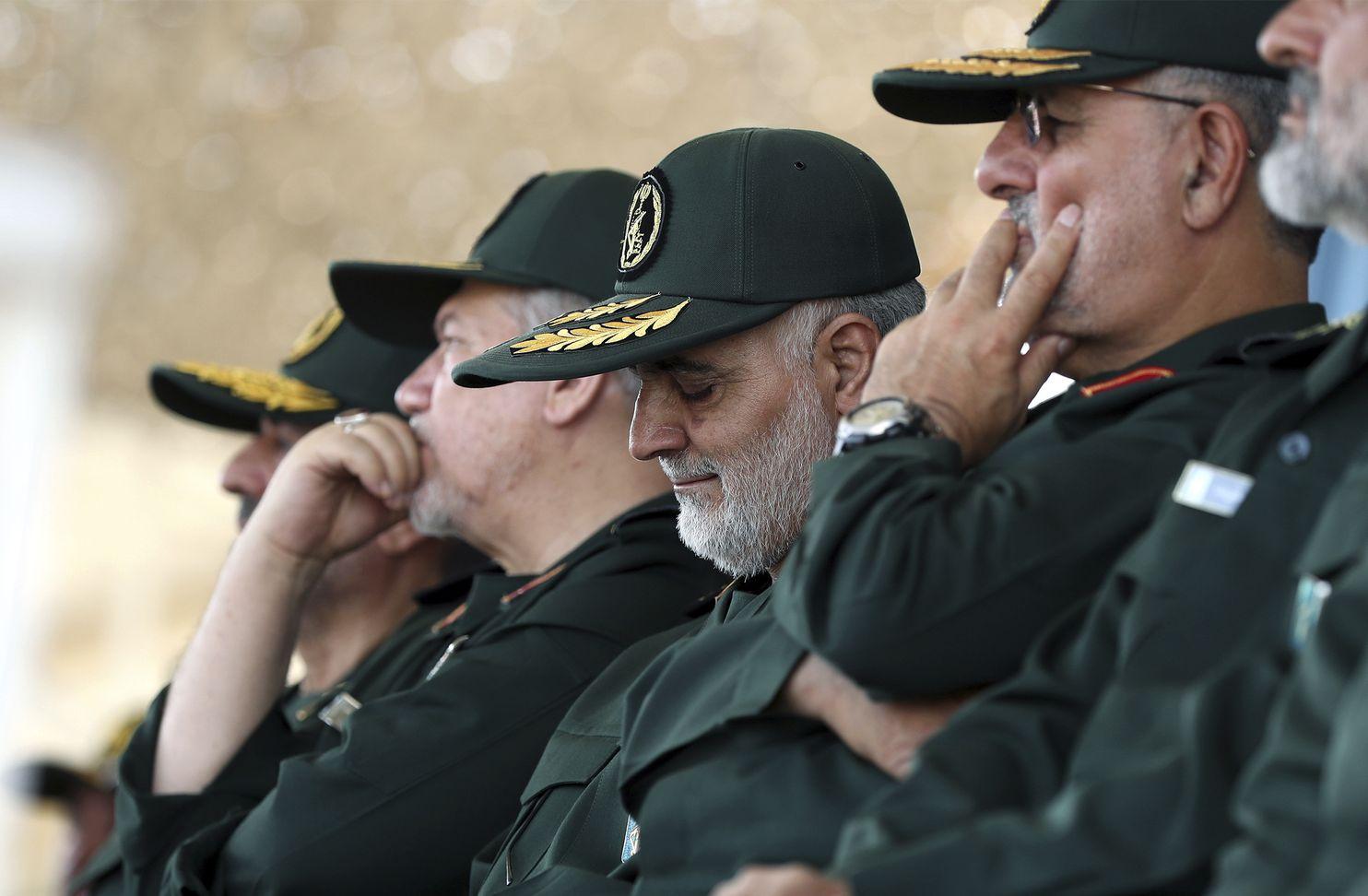 Major-General Soleimani