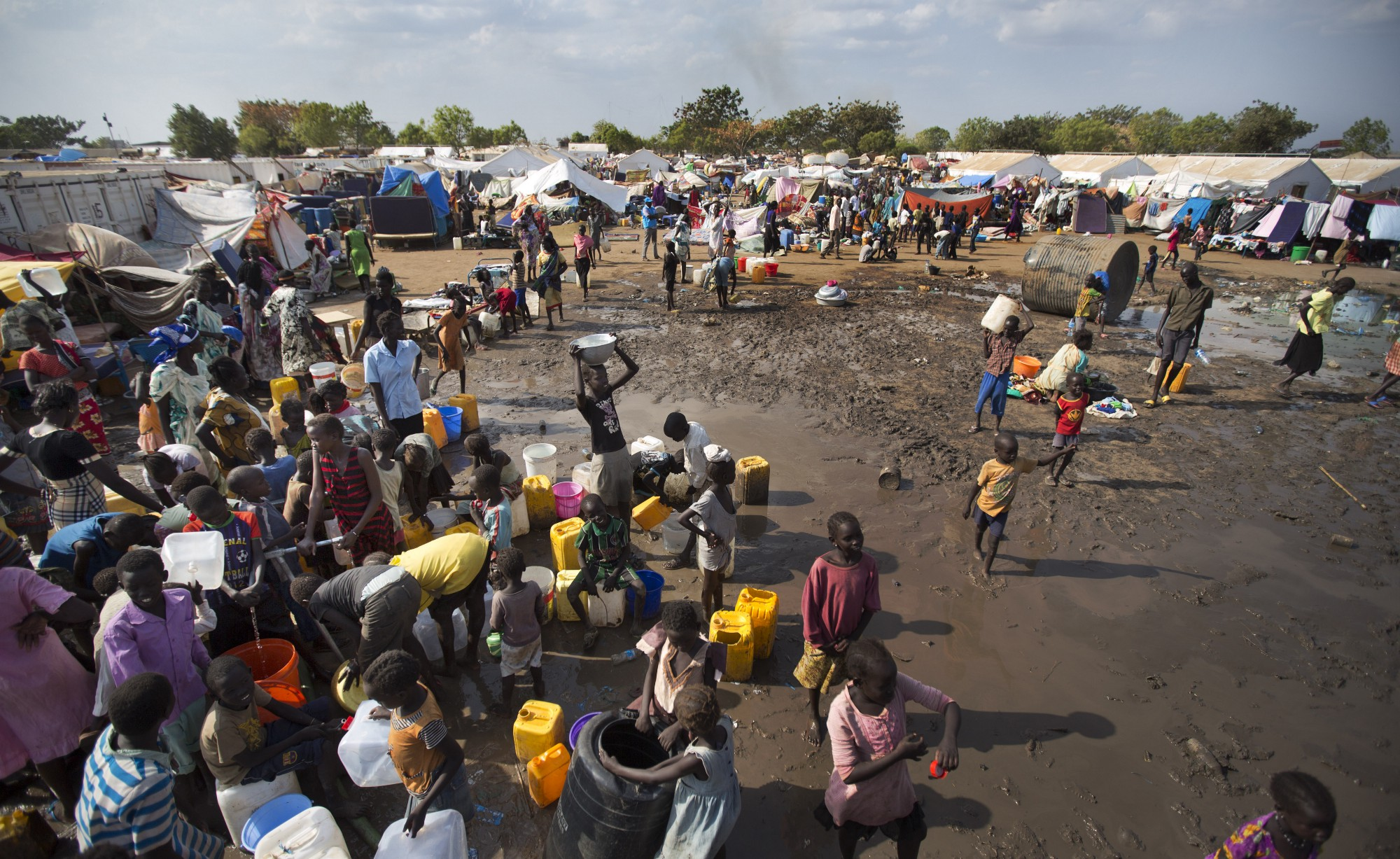 No One Is Winning South Sudan's Civil War