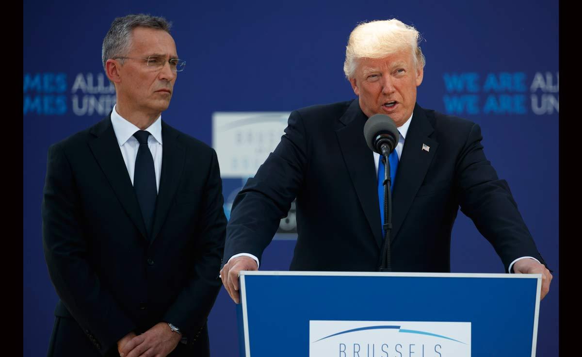 Trump-US-NATO