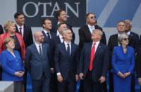 Trump against NATO