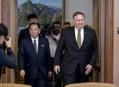US-North Korea nuclear talks