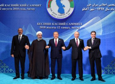 Caspian summit
