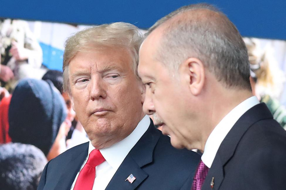 Erdogan-Partnership-with-US-in-jeopardy-for-sanctions-tariffs