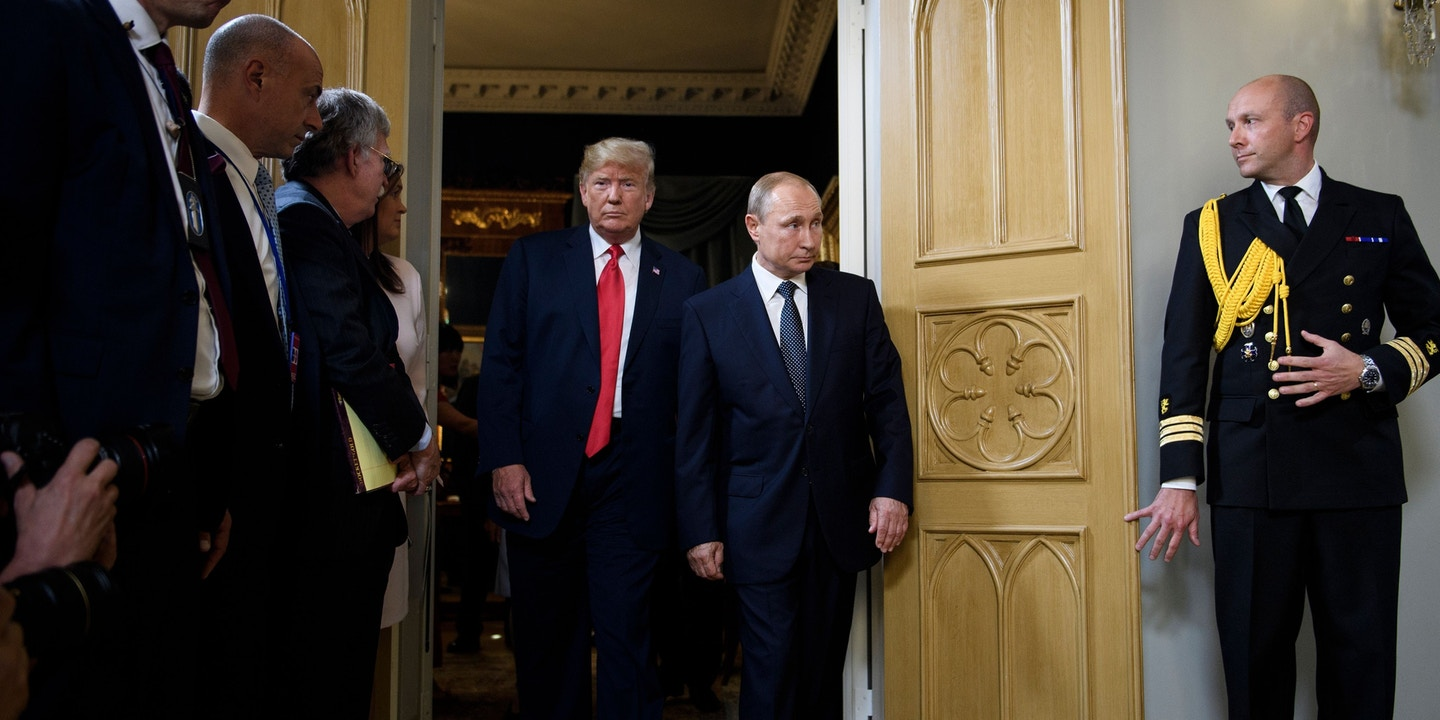 Helsinki summit and Syria