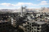 Eastern Ghouta in Damascus