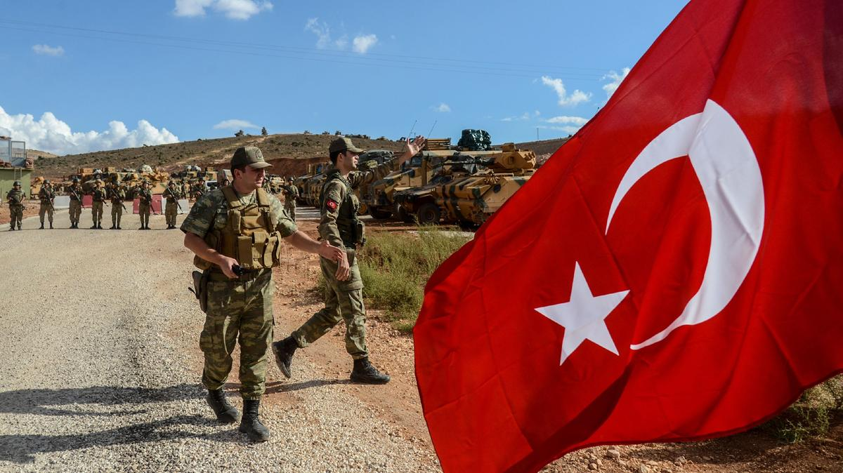 Turkish intervention in Idlib
