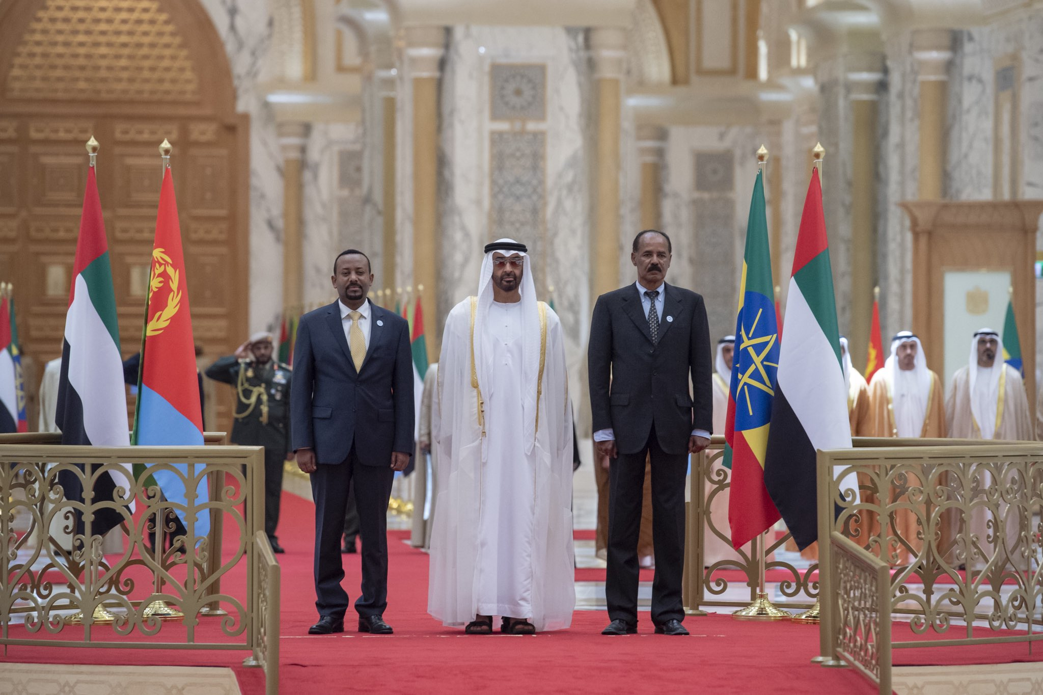 UAE's Ethiopian-Eritrean Mediation
