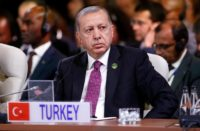 US sanctions on Turkey