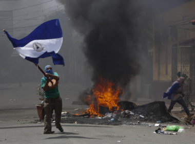 unrest and violence in Nicaragua
