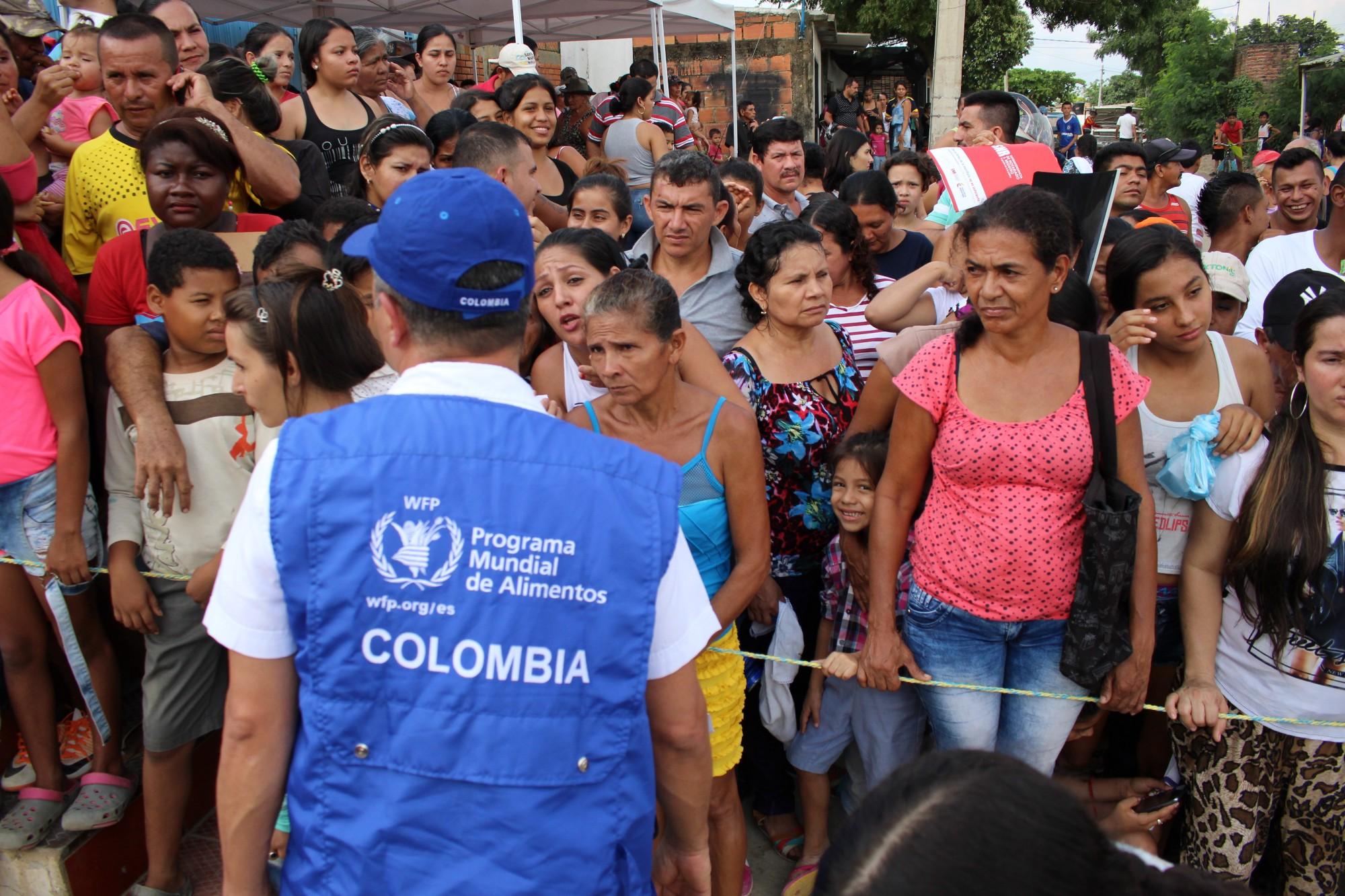 Venezuelan Migrant Crisis 2